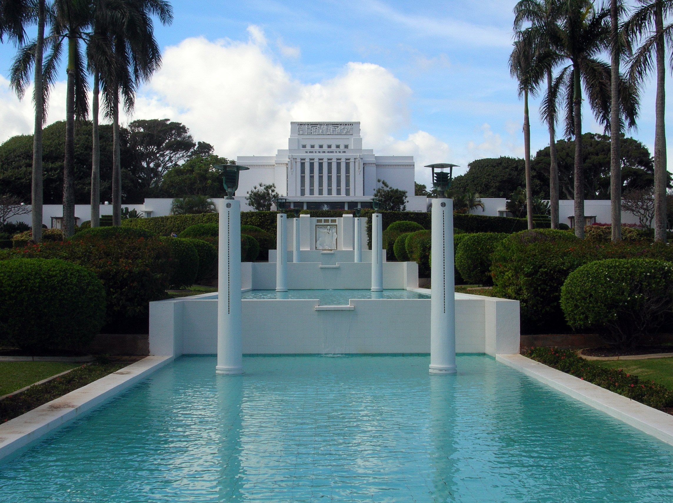 Buy a Ticket for Hawaiian Temple in Laie
