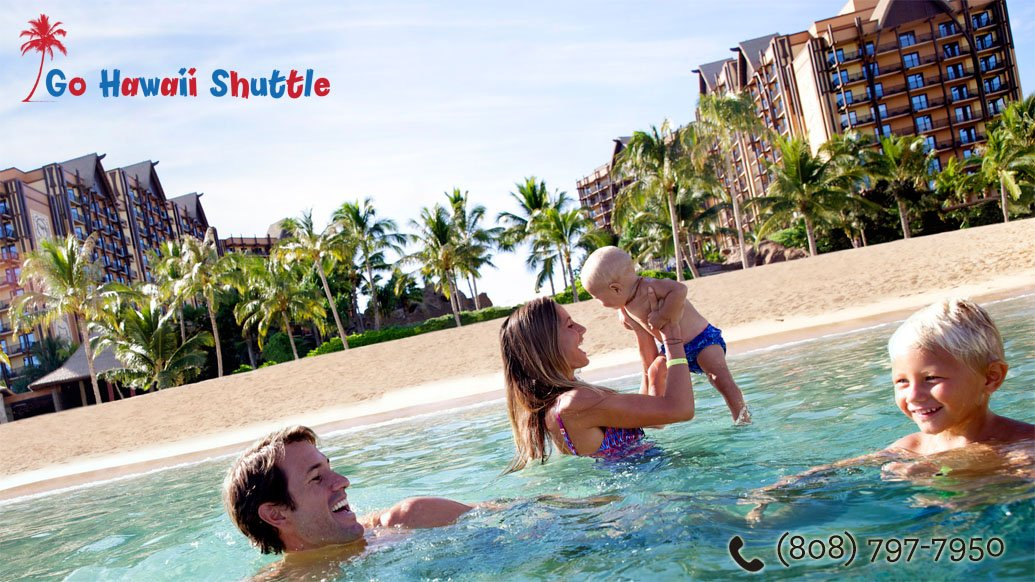 Using an Aulani Resort Shuttle Makes a Difference
