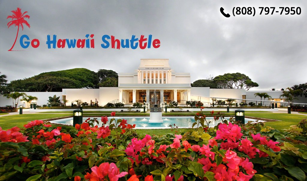 Discover the Hawaiian Temple in Laie