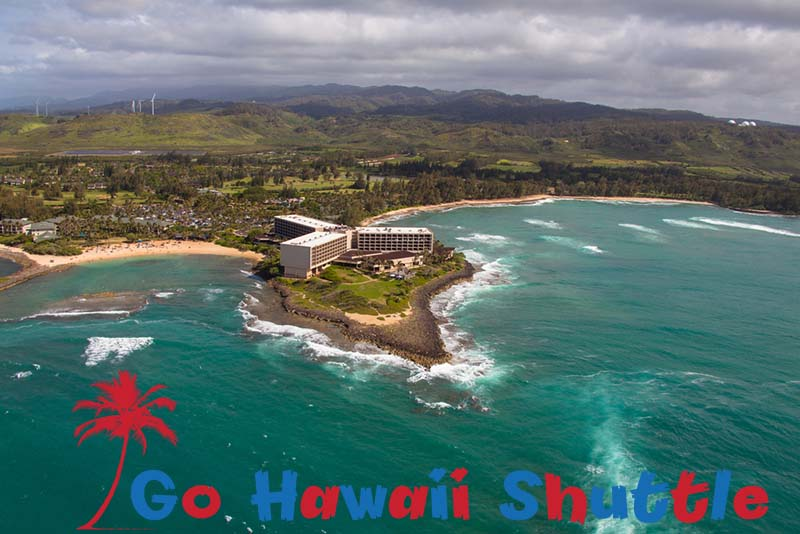 Turtle Bay resort shuttle