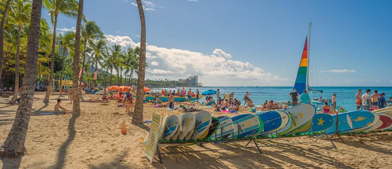 Ride In Style with a Waikiki Shuttle Bus
