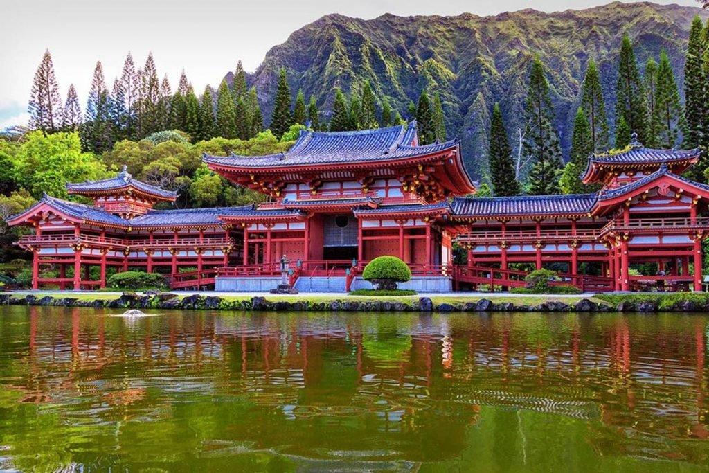 go waikiki byode temple