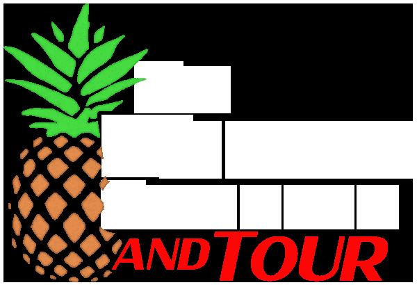 Go Waikiki Shuttle Logo (White)