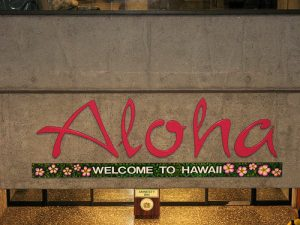 Welcome To Hawaii Service Shuttle